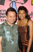 Rex Lee and Taraji Henson — Stock Photo