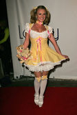 Heidi Klum's 7th Annual Halloween Party — Stock Photo