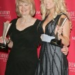 Stock Photo: Carole Underwood and Carrie Underwood