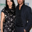 Постер, плакат: Shiva Rose and Dylan McDermott