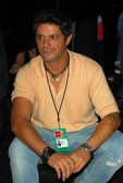 Alejandro Sanz at the press conference for JCPenny Jam. The Concert For Americas Kids. Shrine Auditorium, Los Angeles, CA. 06-13-06 — Stock Photo