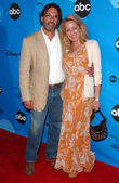 Ken Olin und Patricia wettig — Stockfoto