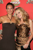 Zoe Bell and Marley Shelton — Stock Photo