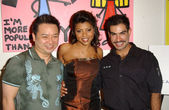 Rex Lee, Taraji Henson and Ricardo Manzo — Stock Photo