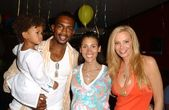 Bill Bellamy,  Cindy Margolis — Stock Photo