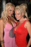 Cherish B and Tina Jordan — Stock Photo