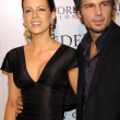Kate Beckinsale and Len Wiseman — Stock Photo #16522813