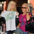 "Worldwide Launch of ""Fox Film Icons"" Clothing Line - Foto de Stock"