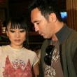 Alexandre caugant, bai ling — Stock Photo