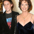 Kathleen Quinlan and son Tyler at the Los Angeles Premiere of The Hills Have Eyes. Arclight Cinemas, Hollywood, CA. 03-09-06 - Stock Photo