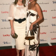 Lucky Magazine Hosts Miss Davenporte Trunk Show - Stockfoto