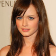 Alexis Bledel at the Unforgettable Evening Benefit for EIFs Woman Cancer Research Fund. Regent Beverly Wilshire Hotel, Beverly Hills, CA. 03-01-06 - 图库照片