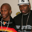 Постер, плакат: Zab Judah and 50 Cent