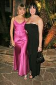 Rena Riffel and Joanie Laurer (EXCLUSIVE) — Foto Stock