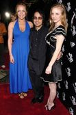 Agnes Bruckner with Jason Matzner and Kelli Garner at the premiere of Dreamland at the opening night of the 8th Annual Method Fest. Louis B. Mayer Theater, Calabasas, CA. 03-31-06 — Stock Photo