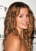 Alexis Thorpe arriving at 2 Be Frees Spring 2006 Collection. Paramount Studios, Hollywood, CA. 10-15-05 — Stock Photo