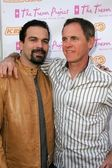 Ricardo Chavira and Mark Moses — Stock Photo