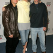 Alec Newman with Madchen Amick and Brad Rowe at the AFI FEST 2005 Screening of Four Corners Of Suburbia. Audi Pavilion, Hollywood, CA. 11-09-05 — Stock Photo