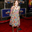 Постер, плакат: Kelly Macdonald at the American premiere of Nanny McPhee Universal Studios Cinemas Universal City CA 01 14 06
