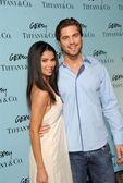 Roselyn sanchez e eric winter — Foto Stock