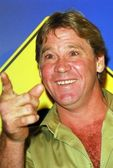 Steve Irwin — Stock Photo