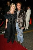 Olivia newton-john y cliff richard — Foto de Stock