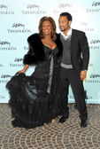 Patti LaBelle and John Legend — Stock Photo