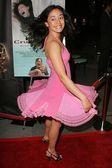 Aimee Garcia at the world premiere of Cruel World. Loews Universal Studios Cinemas, Universal City, CA. 10-14-05 — Stock Photo