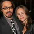 Robert Downey Jr. and Susan Levin - Photo