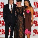 ������, ������: Richard Lewis with Jennifer Love Hewitt and Gina Hirazumi