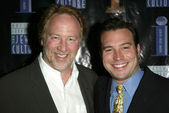 Timothy Busfield and Hank Steinberg — Stock Photo