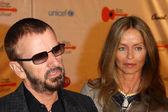 Ringo starr y barbara bach — Foto de Stock