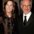 Kathleen Kennedy and Steven Spielberg at the Art Directors Guild Awards Ceremony. Beverly Hilton Hotel, Beverly Hills, CA. 02-11-06 — Stock Photo