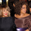 Постер, плакат: Tina Turner and Oprah Winfrey