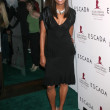 Постер, плакат: Aisha Tyler at Escadas 2006 Spring Summer Collection to Benefit St Jude Childrens Research Hospital Meson G Hollywood CA 11 17 05