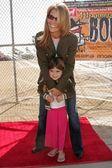 Lori Loughlin und Tochter — Stockfoto