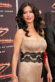 Catherine Zeta-Jones — Foto Stock