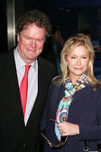 Rick Hilton and Kathy Hilton — 图库照片