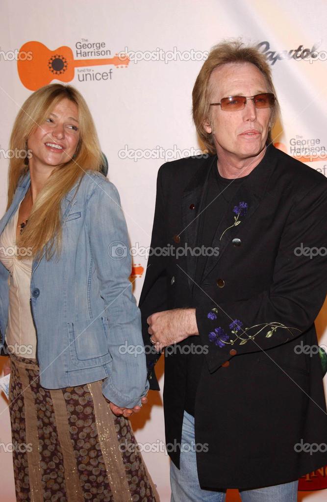 Tom Petty And Wife Dana Stock Editorial Photo S_bukley
