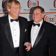 Adam West and Burt Ward at the 2006 TV Land Awards. Barker Hangar, Santa Monica Ca. 03-19-06 — Stock Photo