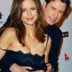 ������, ������: Kelly Preston and John Travolta at the GDay LA Australia Week 2006 Penfold Icons Black Tie Gala Hollywood Palladium Hollywood CA 01 14 06