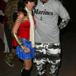 Foto Stock: AirParty Hollywood Halloween Bash