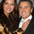 Adrianne Curry and Christopher Knight at the 10th Annual Multicultural Prism Awards Gala. Hilton Hotel, Universal City, CA 12-15-05 — Stock Photo