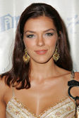 Adrianne Curry at the 944 Magazine La Fashion Week Kick Off Event and Fashion Show, Element, Hollywood, CA 10-13-05 — Stock Photo