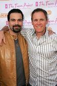 Ricardo Chavira and Mark Moses — Stock Photo