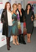 Marcia Cross, Felicity Huffman, Nicolette Sheridan and Teri Hatcher — Foto Stock
