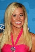 凯利腈纶在庆祝为 12 美国偶像名决赛选手。阿斯特拉西、 西好莱坞,ca.06/3/9 — 图库照片
