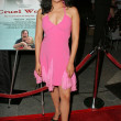 Aimee Garcia at the world premiere of Cruel World. Loews Universal Studios Cinemas, Universal City, CA. 10-14-05 — Stock Photo