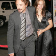 Robert Downey Jr. and Susan Levin - 图库照片