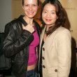 Suzanna Urszuly with Christine Kuo of Moonsus - Stock Photo